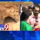 Ancient tunnel exposed in Alwal – Tv9