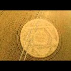 Crop Circle August 11th/2013:The object is near.