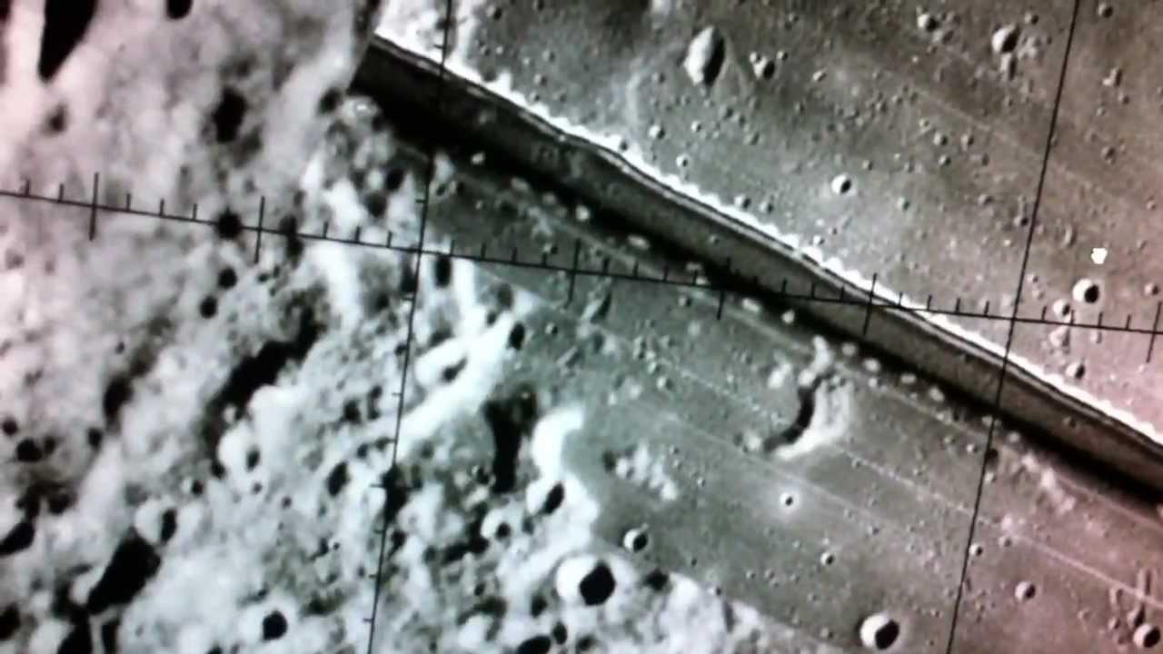 Opravdu jsou na Měsíci mimozemské stavby?