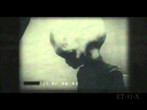 Alien & UFO Footage Recovered From Roswell and Area 51 ... Real Alien Footage 2013