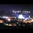 UFO Sighting Dome of the rock -جسم غامض بالرؤية قبة الصخرة
