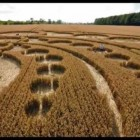 4 new Amazing Crop Circles in England Early Aug 2012  !!!