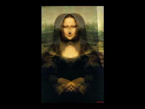 Mona Lisa. Was she a reptilian? | SecretsFiles.com Da Vinci Paintings Hidden Messages