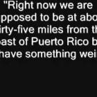 Bermuda Triangle Distress Call – 1980