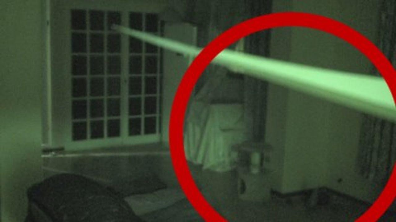 Ghost Caught on Video (HD) | SecretsFiles.com