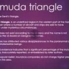 Bermuda Triangle HD by AMS CREATIONS