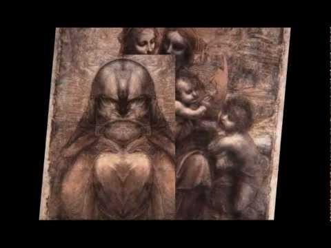 Leonardo da Vinci – The Mirror of the Sacred Scriptures ... Da Vinci Paintings Mirrored