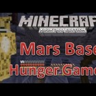 Minecraft xbox 360 Hunger Games | Mars Base | Map Download | Survival Games