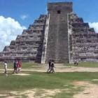 Chichen Itza, Mexico – Maya Pyramid and Ball Court