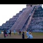 El Castillo – Chichen Itza – Maya Pyramid – Mexico