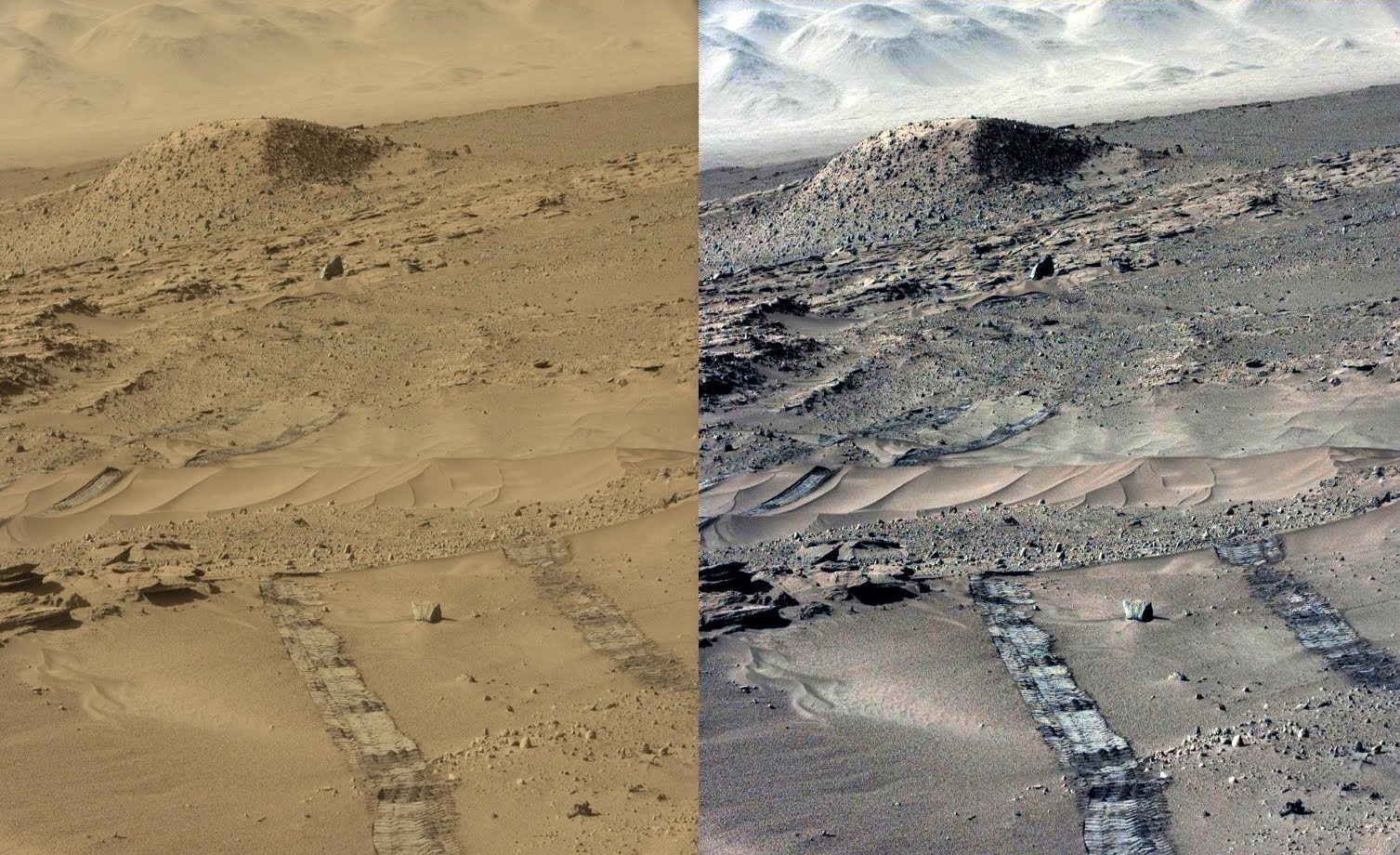 Mars Rover Pictures Pyramid (page 2) - Pics about space