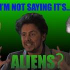 Ancient Aliens Parody