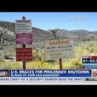 Area 51 Flights Canceled Due To Shutdown