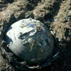 Unidentified Flying Objects crashes in a small village in China