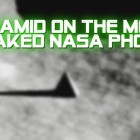 UFO Mysteries: Pyramid On The Moon. (Leaked NASA Photo)