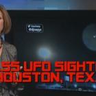 UFO News: Mass UFO Sighting In Houston, Texas. (Ovni)