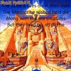 Iron Maiden – Rime of the Ancient Mariner (lyrics)