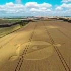 Latest crop circles from UK – August 2014