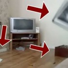 Real ghost on tape POLTERGEIST | Real ghost caught on tape | Scary ghost videos and poltergeist