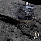 歐洲羅塞塔(Rosetta)小行星彗星探測器