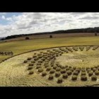 Video 02 – Crop Circles 2014 Crop Circle at Forest Hill, Mildenhall, Wiltshire, UK – 16 July 2014