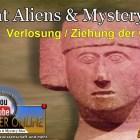 Ancient Aliens und Mystery Files: Ziehung der Gewinner der Verlosung (auf den Externsteinen)