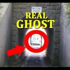 REAL GHOST CAUGHT ON TAPE AT HAUNTED TUNNEL – SCARY PARANORMAL VIDEOS