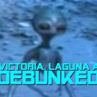 UFO News: Laguna Alien Grey DEBUNKED!!!