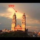 UFO Sighting Caught On Live Cam In Mexico City, August 27, 2013, UFO Sighting News.