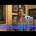 Why They Mow Out Crop Circles in 2013 – Farmer Tim Carson & Monique Klinkenbergh