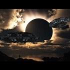 UFO Sighting Footage Over Hollywood California