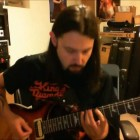 Iron Maiden – Rime of the Ancient Mariner (Dave Murray guitar parts)