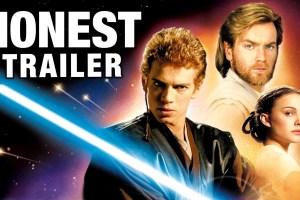 Honest Trailers – Star Wars: Episode II – Attack of the Clones