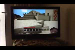 How to spawn a maya pyramid with a seed in minecraft PS3