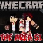 Minecraft Horror Map: Area 51 – อย่าทำหนูเลย!