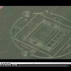 New Unexplained Crop Circle Discovered In California